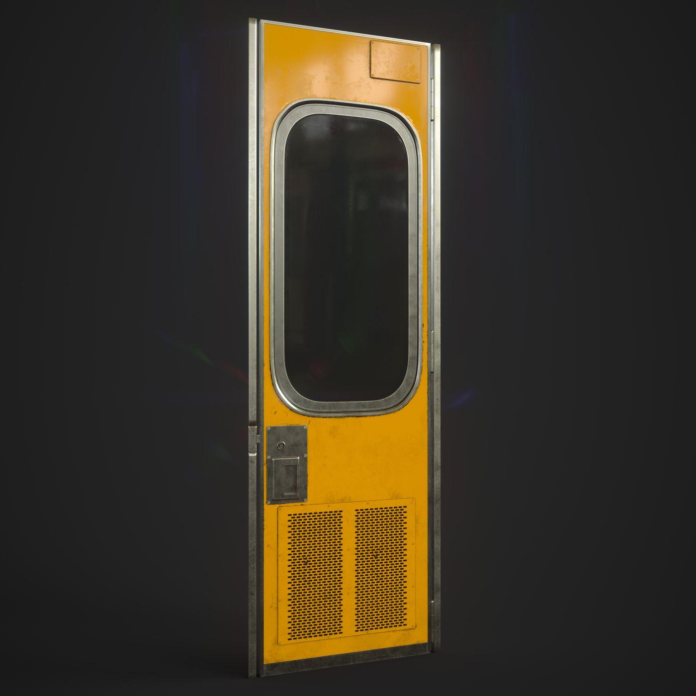 9 Front Door Tareklatif