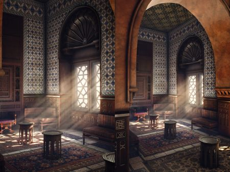 Antique Room