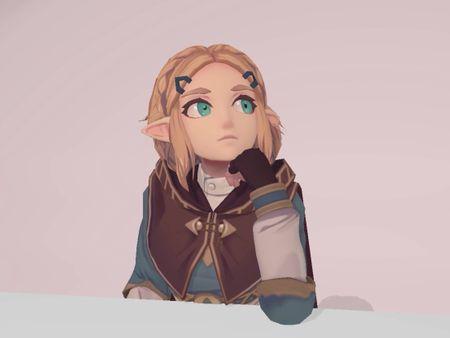 Zelda Animation Showreel