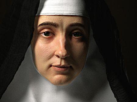 Prioress Elizabeth Throckmorton