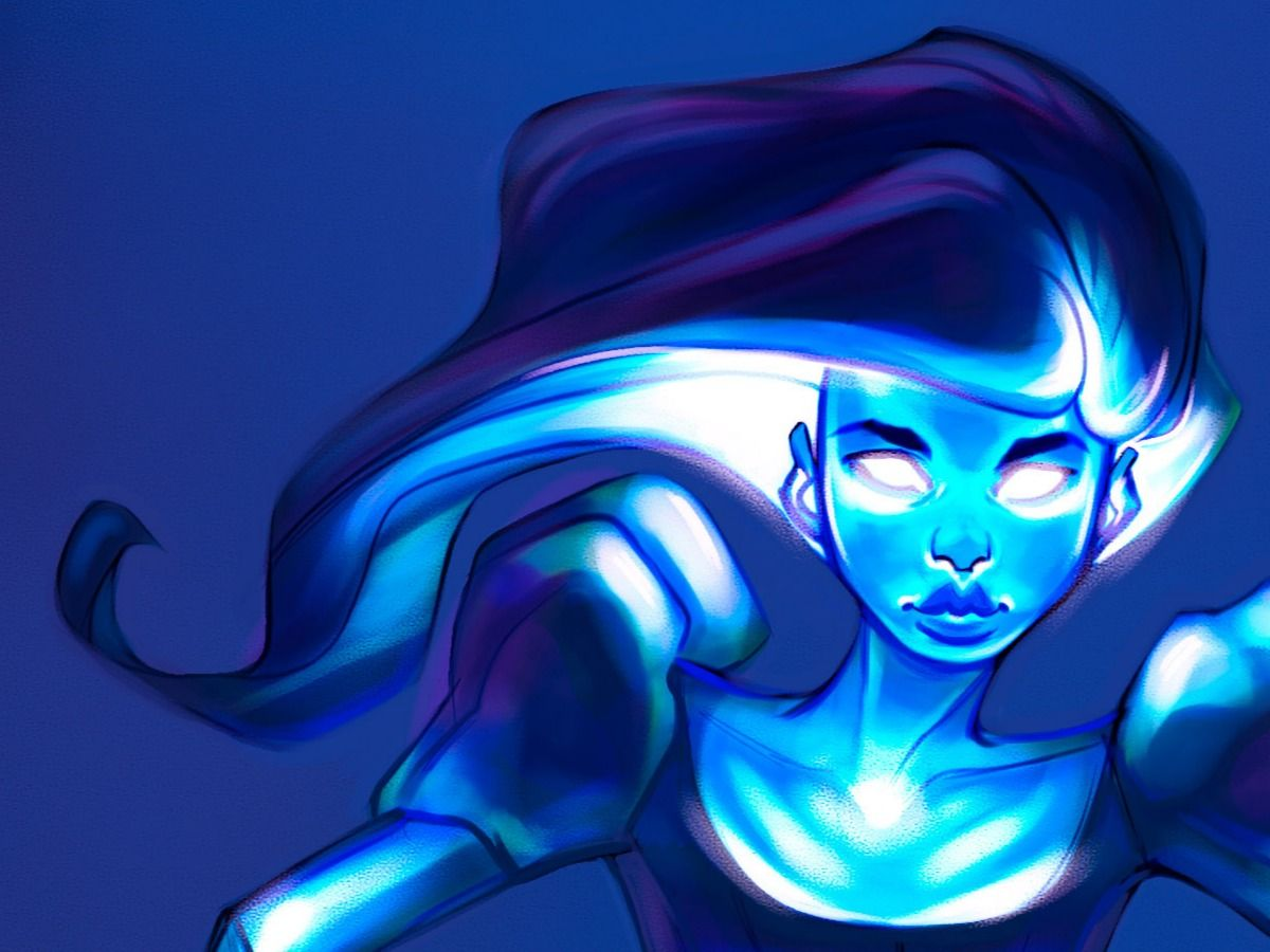 Julia - the Human Jellyfish