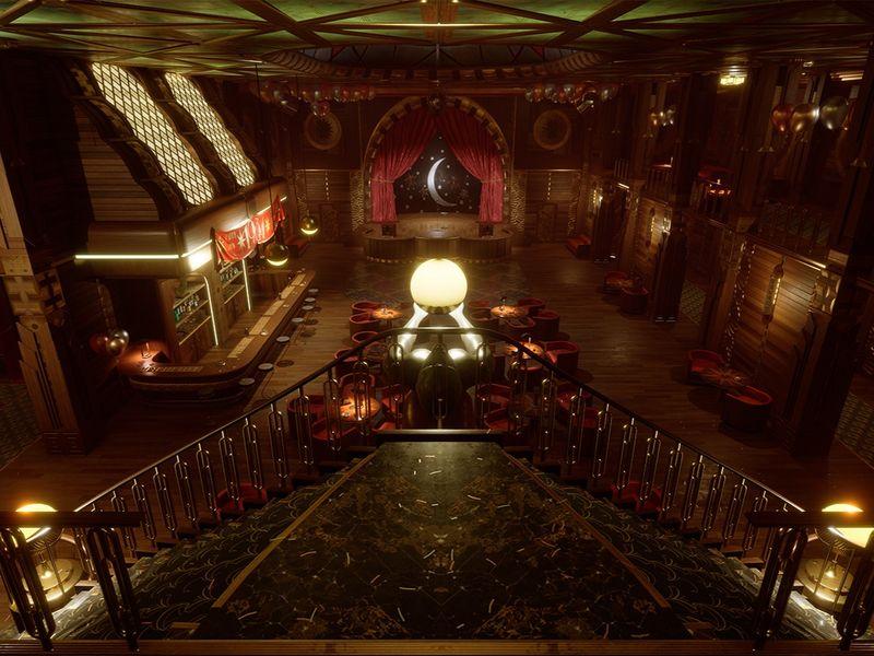 Art Deco Ballroom