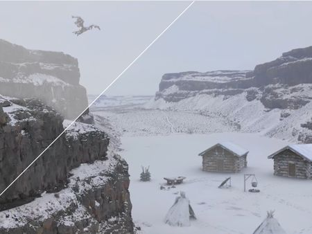 Taylor Webber - VFX Best Work