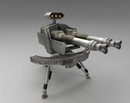 Star Wars Battlefront Turret