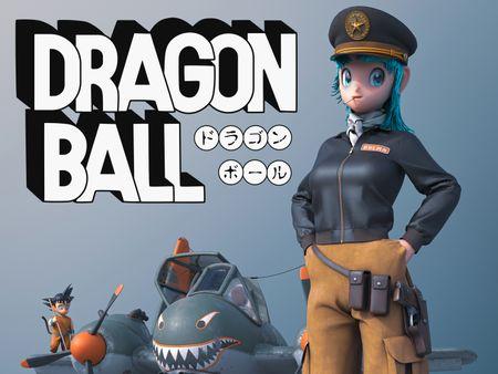 Dragonball Fan Art