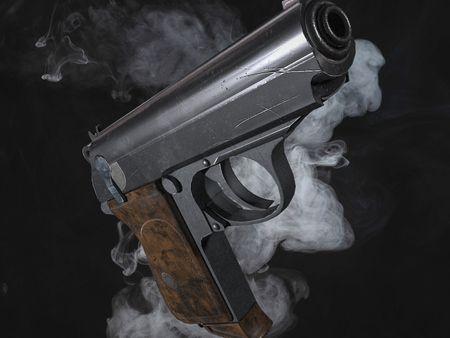 Whalter PPK - Weapon Model