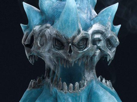 Ice Noss Mace