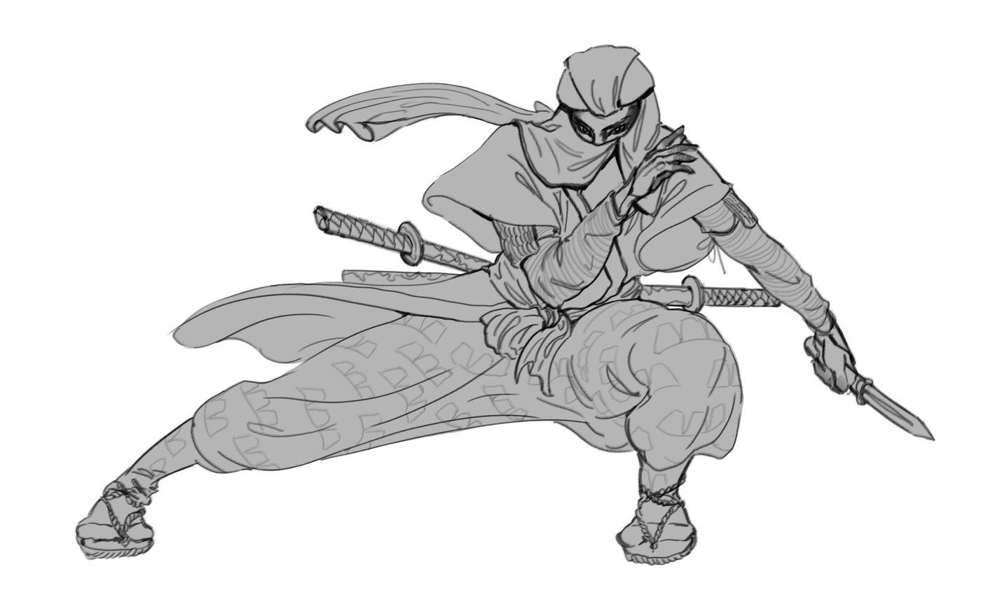 Ninja Line Teodorapetkova