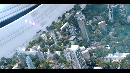 CGI SPACE WORLD