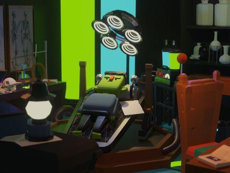 The Frankenstein | VR Game