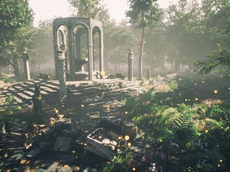 Outdoor Environment with Unreal Engine