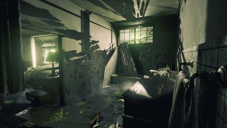 THE ABANDONED HOTEL with Unreal Engine