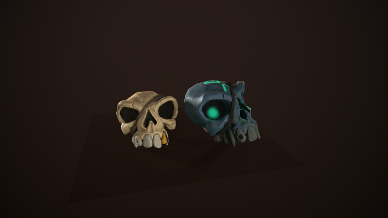 Sea of Thieves Skull