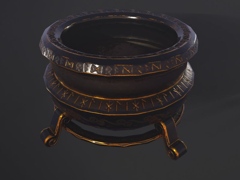 Celtic Cauldron