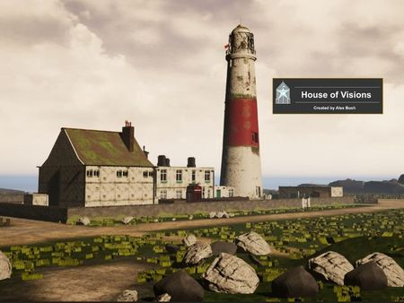 House of Visions - Portland Bill Lighthouse