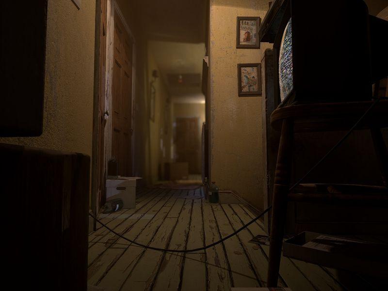 Spooky Interior