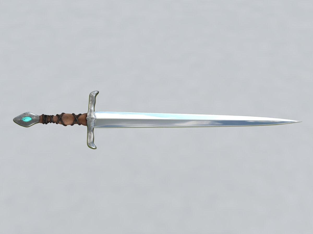 The Turquoise Sword