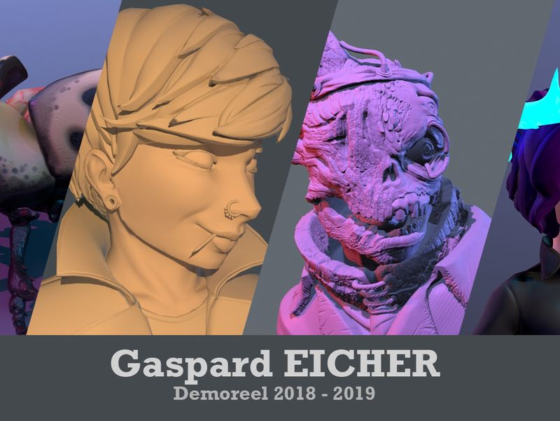 Gaspard EICHER 2018-2019 Reel