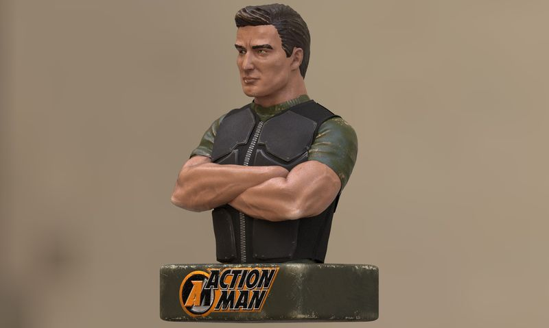 Action Man Figure