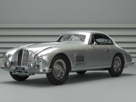 Aston Martin DB2  / 1950
