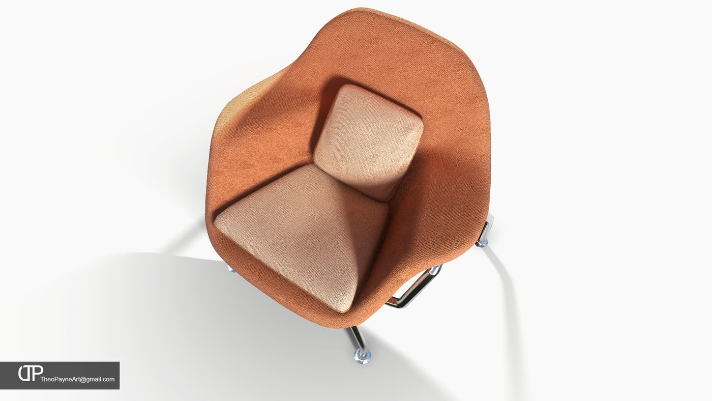 Womb Chair Theo Payne 03 Theopayne