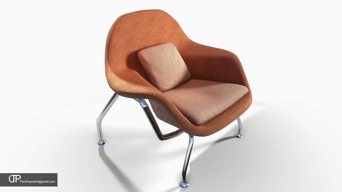 Womb Chair Theo Payne 04 Theopayne