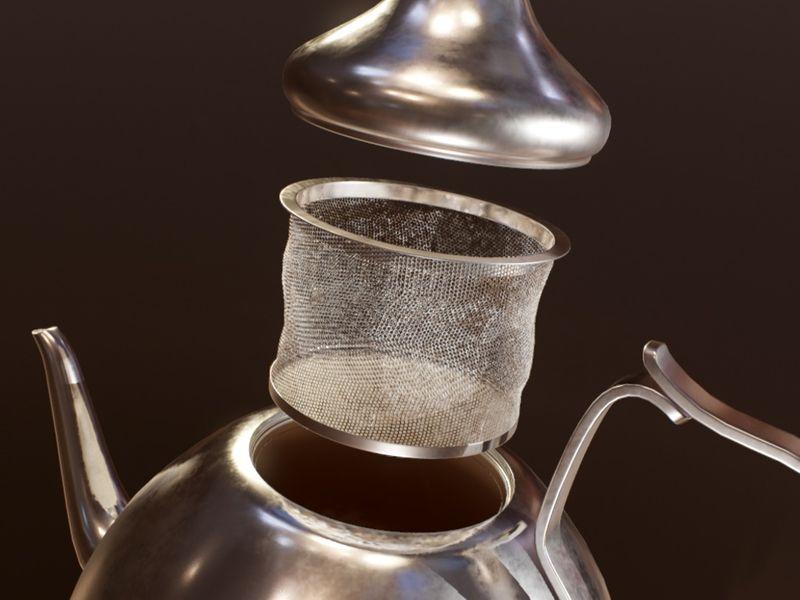 I'm A lil Tea Pot