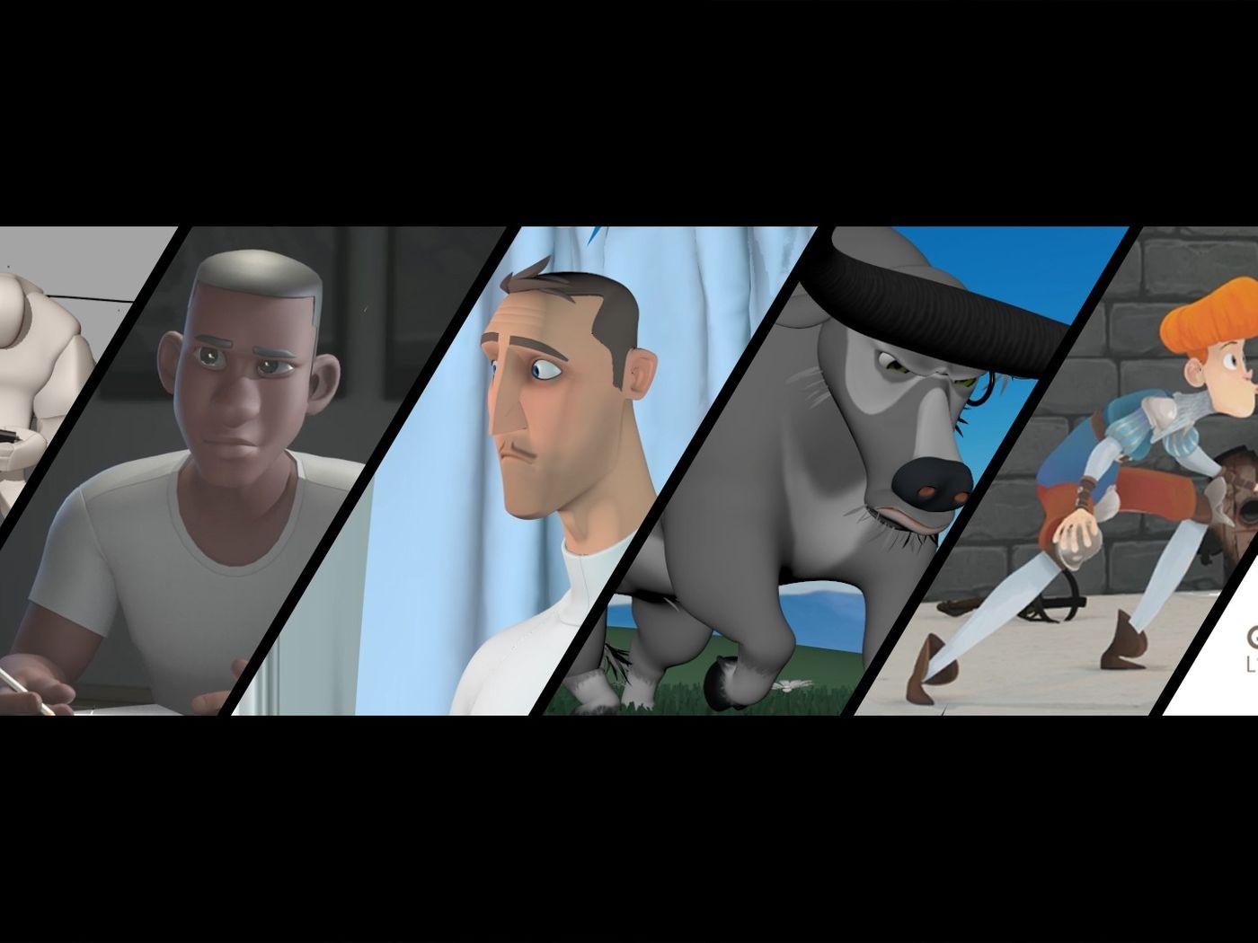 Thibaut Sertin - Character Animator Entry