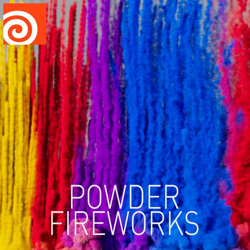 Powder Fireworks
