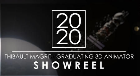 GRADUATING 3D ANIMATOR | 2020 SHOWREEL
