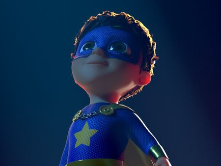 Superhero Lino
