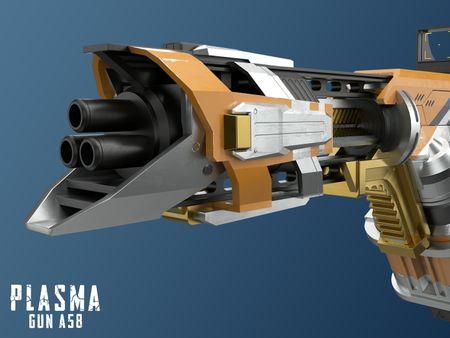 Plasma Gun A58