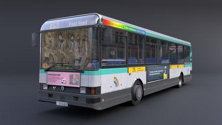 Bus Renault R312