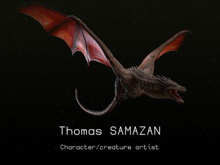 Character/Creature Demoreel