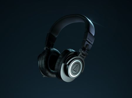 Realistic Headphones