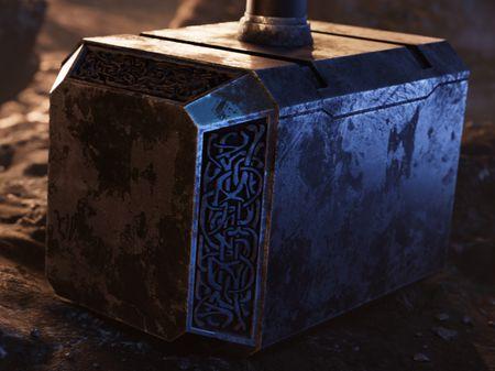 Thor's Hammer - Mjolnir