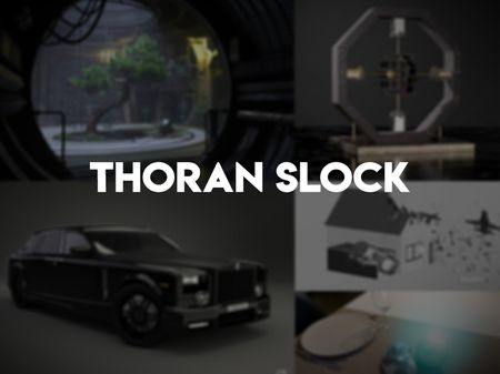 Thoran Slock Projects Overview