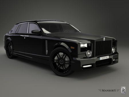 Rolls Royce Mansory Conquistador