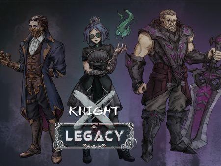 X-Knight Legacy