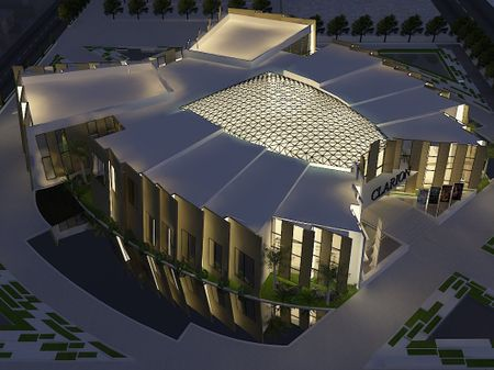 Architectural Visualization of university projects