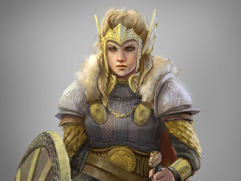 Valkyrie: Character Design