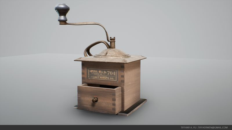 Imperial Mill Coffee Grinder