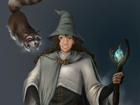 The Wizard Apprentice