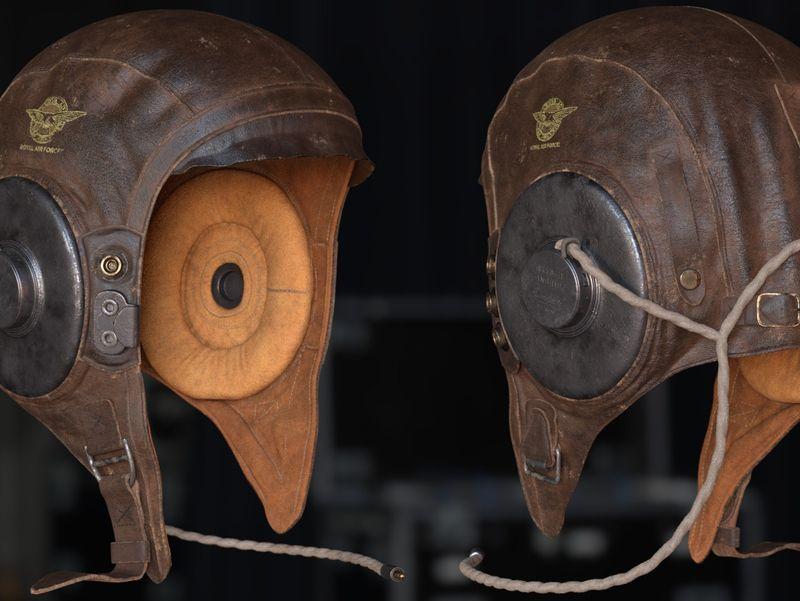 RAF helmet A-11
