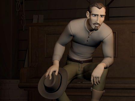 Character Animation Reel 2019 Tim van Dulmen