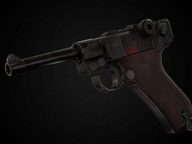 Hoobler's Luger