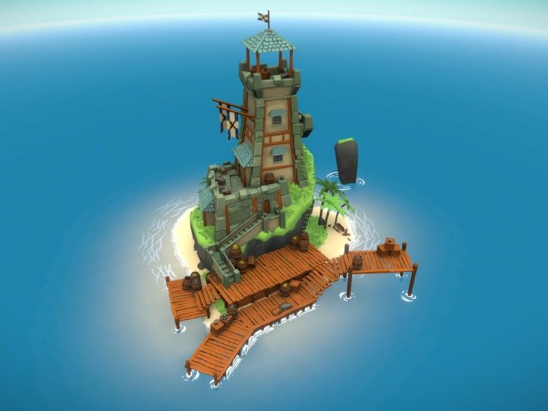 Imperial Watchtower - Battle of The Islands