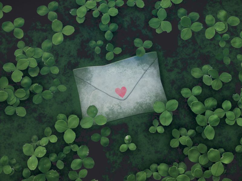 Tiny Forest Letter