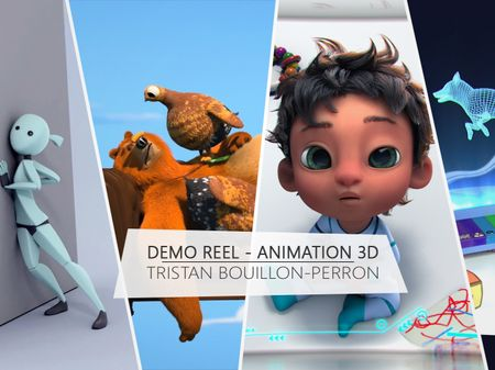 DEMO REEL - ANIMATION 3D