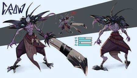 crow concept